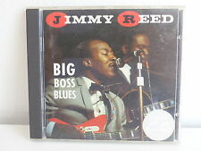CD ALBUM JIMMY REED Big boss blues CD CHARLY 3 BLUES