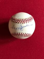 "Reggie Jackson , ""Autographed"" (JSA) #44 Monument Park  Baseball (Scarce)"