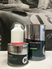 Peinture carrosserie: 0,87L Vernis durcisseur BesaGlass Antirayures Aston Martin