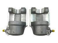 Paar Bremszangen vorne Fiat 124 Spider Coupe 125  X 1 9 pair new brake caliper