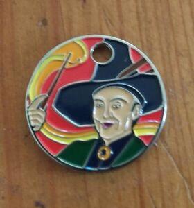 Professor Minerva McGonagall Harry Potter Geocaching Pathtag keyring key ring