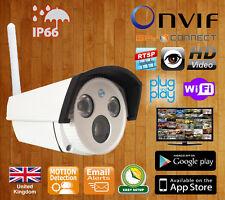 HD 1.0 Megapixel Full 720P Network IR-CUTCamera IP66 weathe Proof IP Camera