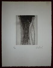 Debré Olivier gravure originale signée numérotée Debré Art Abstrait Abstraction