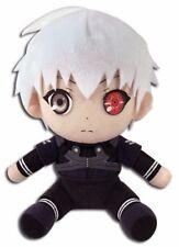 """Great Eastern Animation (GE-52928) Tokyo Ghoul - Kaneki White Hair 7"""" Plush Toy"""