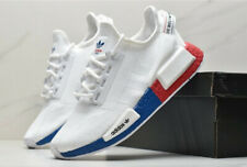 New adidas Originals NMD R1 V2 Mens sneaker casual shoes Tricolor white all siz