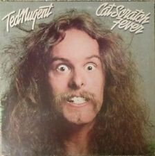 *NEW* CD Album Ted Nugent - Cat Scratch Fever (Mini LP Style Card Case)