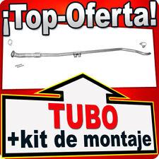 Tubo Intermedio FIAT GRANDE PUNTO EVO VAN (199) 1.4 75/77 PS Escape MMT