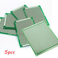 Solder Matrix Circuit Board Electronic Panel Double Side Printed PCB Tinned