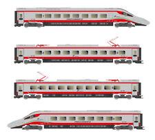 HL1670 Lima Expert Electric Train ETR 601 FS FRECCIA Silver 2 in Scale 1 87