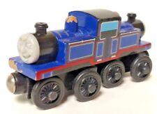 Authentic Thomas & Friends Wooden Railway Train - Mighty Mac Engine Rare HTF