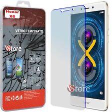 """Pellicola in Vetro Temperato Per Huawei Honor X6 X 6 Protezione Display LCD 5,5"""""""
