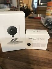 Wyze WHSK1 Sensor Sense Starter Kit - White