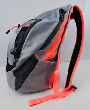 Reebok Zig Series Backpack - Gray & Neon Pink Women's Excellent Condition