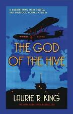 The God of the Hive by Laurie R. King (Paperback) Book New