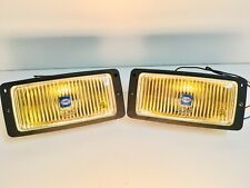 BMW OEM E30 E24 325is 325es L6 M6 635 Csi Hella Fog Lights W/New Lenses NOS NLA