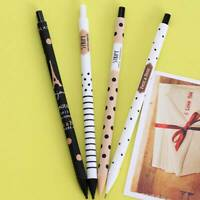 0.5mm Kawaii Mechanical Pencil Automatic Cute Pen For Kid School Supplies Lovely