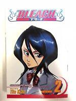 Bleach Volume 2 Paperback Manga Shonen Jump Viz 2008