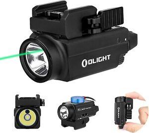 OLIGHT Baldr S Tactical Light Laser Pistol Hunting Light for Glock Rail Mount