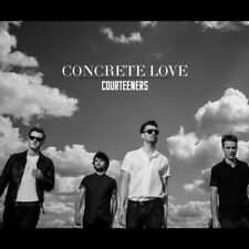 THE COURTEENERS Concrete Love Deluxe Edition CD+DVD NEW/SEALED