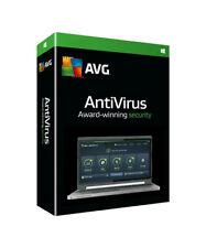 AVG AntiVirus - 1 PC / 1-Year - Global - CD