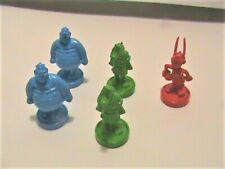 Lot de 5 figurines Monochrome Astérix Obélix Légionnaire 2006 Goscinny-Uderzo