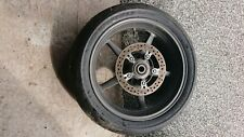 KTM super duke 2007 950/990 SM REAR WHEEL AND TYRE BREMBO MAGNESIUM ABS