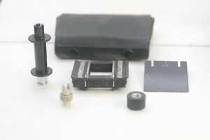 Nearly Complete 35 mm attachment kit for Yashica 635 TLR Camera