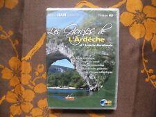 DVD ALAIN JEAN PRESENTE: LES GORGES DE L'ARDECHE ET L'ARDECHE MERIDIONAL  NEUF