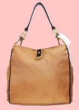 JPK Paris PATINA Nylon & Leather Hobo Shoulder Bag Msrp $147.99