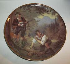 Vintage Int. Wandertag Kraiburg Kamla 16 Plate 1979