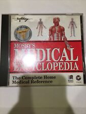 Mosby's Medical Encyclopedia The Complete Home Medical Reference CD-ROM Windows