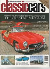 THOROUGHBRED AND CLASSIC CARS JULY 2001
