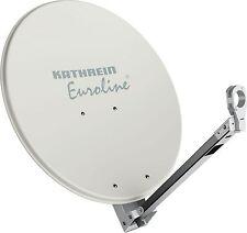 Kathrein Spiegel 750/W 75cm Ø Weiß Parabolantenne SAT Schüssel Sat Antenne Alu