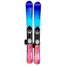 Snowjam Panzer 99 cm Skiboards Snowblades with Fixed Ski Boot Bindings 2020
