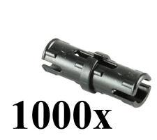LEGO Technic LOT 1000 pcs BLACK FRICTION PIN Connector Mindstorm NXT Part 2780