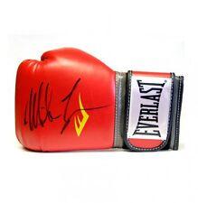 Mike tyson signé everlast glove