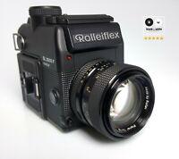 ROLLEIFLEX SL 2000F motor con PLANAR 50/1,4 HFT