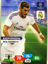 Adrenalyn XL Champions League 13/14 - karim benzema-Real Madrid CF