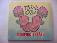CD DIGIPACK THINK OF ONE - CAMPING SHAABI / neuf & scellé