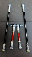 07-13 MERCEDES BENZ S CLASS W221 ADJUSTABLE LOWERING LINKS w/ ABC SUSPENSION v2