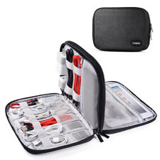 Portable Travel Cable Bag Electronic USB Gadget Case Organizer Storage Bag TK306
