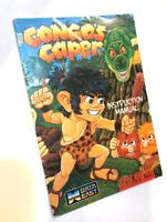 Congos Caper SNES Super Nintendo Instruction Manual Only