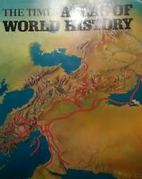 World history PREOWNED 1978 The Times Atlas of World History in good condition