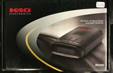 K40 RD950 Portable All-Band Radar & Laser Detector
