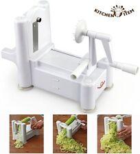 Spiralizer Tri-Blade Vegetable Spiral Slicer-kitchen item Spiroli