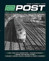 PC Post: 2nd Qtr 2017 publication the PENN CENTRAL Historical Society, LAST NEW