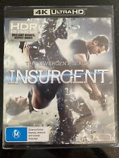 The Divergent Series - Insurgent (Blu-ray, 2018)