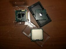 Lot of 3 Intel Processors i3-380M ,Core 2 Duo P8600,intel E6550