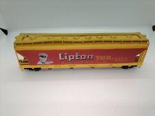 Ho Lipton Box Cat
