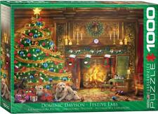 EuroGraphics Festive Labs Jigsaw Puzzle (1000-Pieces)